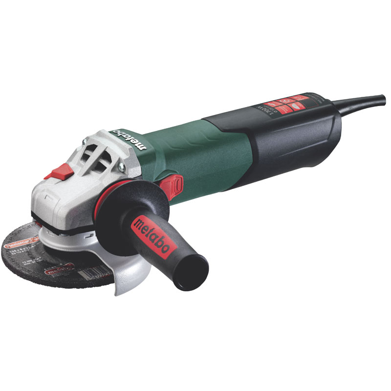 Brusilica ugaona 1700W WE 17-125 Quick Metabo