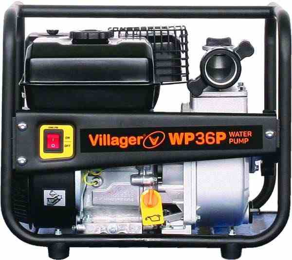Motorna pumpa za vodu 5.0KS WP 36 P Villager(1073)
