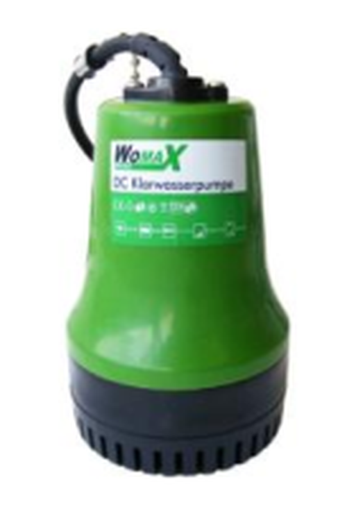 Potapajuća pumpa 12V DC W-DCP 50 Womax (3267)
