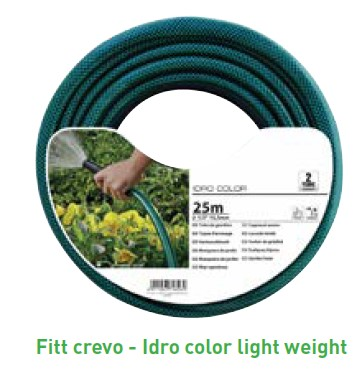 "Fitt crevo idro color light weight za vodu 1"" 25m(1983)"