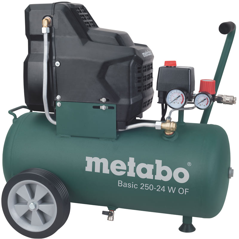 Kompresor vazdušni 1.5KW BASIC 250-24 W OF Metabo