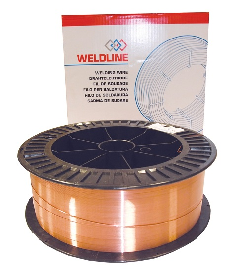 CO2 žica 0.8mm 15kg Weldline (2462)